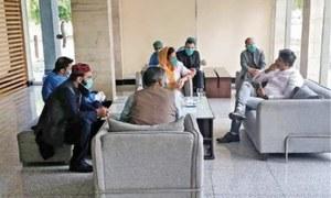 اسلام آباد: 'ہوٹل میں قرنطینہ کیے گئے مسافر اپنے اخراجات خود اٹھائیں گے'
