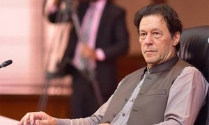 Imran again speaks about Kashmiris' plight