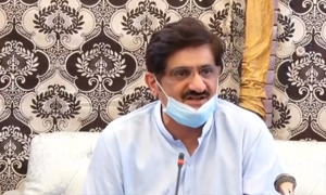 Sindh does not seek aid from centre considering it is equally in trouble: CM