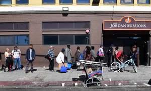 کورونا وائرس کے سبب لاکھوں افراد بے گھر