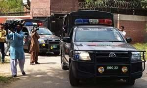 وزیراعلیٰ پنجاب کے نوٹس پر خاکروب کو کچلنے والا پولیس ڈرائیور گرفتار