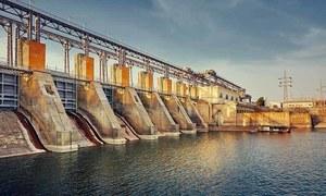 قومی توانائی میں ہائیڈرو پاور کا حصہ تیزی سے کم ہونے کا امکان