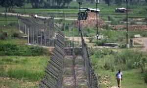بھارتی فوج کی ایل او سی پر بلااشتعال فائرنگ، خاتون شہید