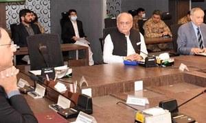 وزیر داخلہ کی شہروں کے درمیان نقل و حرکت محدود کرنے کی تجویز