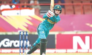 Bismah expresses disappointment at ICC's point-sharing verdict