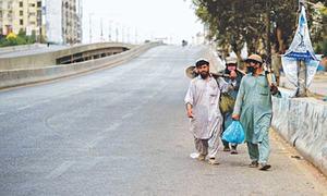 بحران کے باعث ملک میں غربت کی صورتحال مزید خراب ہونے کا اندیشہ