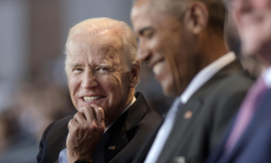 Obama endorses Biden, says former VP has 'qualities we need'