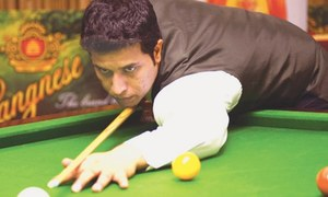 Snooker world champion Asif appeals to PM, IPC minister for cash award