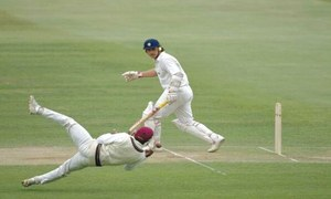 CRICKET: GETTING ON THE GUS MEMORY BUS