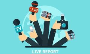 پاکستان پریس فاؤنڈیشن کا کورونا وائرس کی کوریج کرنے والے صحافیوں کے تحفظ کا مطالبہ