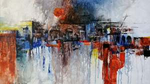 Online art exhibition shows the beauty of old Rawalpindi