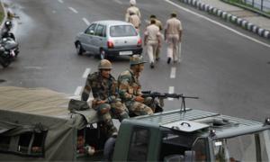 Entire occupied Kashmir valley, 3 Jammu districts declared coronavirus hotspots