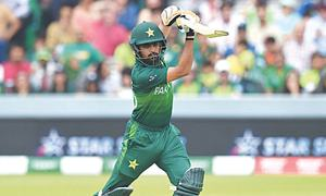 Stay away from complacency, Babar tells women cricketers