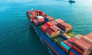 عالمی سطح پر طلب میں کمی کے باعث ملکی برآمدات میں 54 فیصد کمی