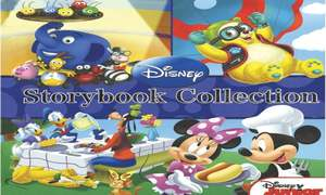 Book review: Disney Jr. Storybook collection