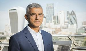 London mayor Sadiq says Covid-19 deaths show inequality in UK, calls for action