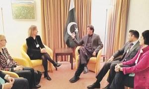 YouTube CEO writes to PM Imran, pledges $5 million to spread virus awareness in Pakistan