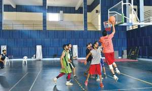 Govt released Rs1.06b grant to sports bodies in last five years