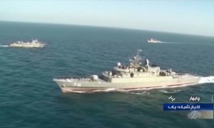 19 killed as Iran warship accidentally 'hit by missile' during exercises: Iranian army
