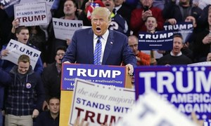 ڈونلڈ ٹرمپ کی پالیسیوں سے مسلمانوں کو تکلیف ہوئی، سروے