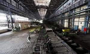 حکومت کا اسٹیل ملز کے 8 ہزار ملازمین کو فارغ کرنے کا منصوبہ