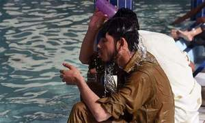 Karachi to experience another heatwave from May 17 to 22