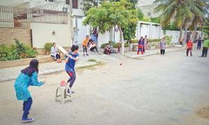 Leasure: Street cricket in the age of the coronavirus
