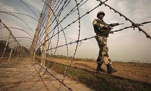 Citizen injured in unprovoked firing by Indian troops along LoC: ISPR