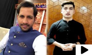 'قومی کھلاڑیوں کی جانب سے عوام کو عید کی مبارکباد'