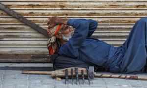 The economic meltdown