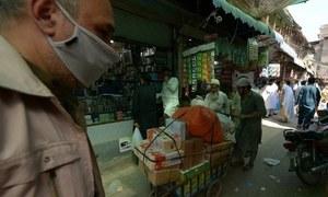 پشاور کے بڑے ہسپتالوں میں کورونا مریضوں کیلئے جگہ کم پڑنے لگی