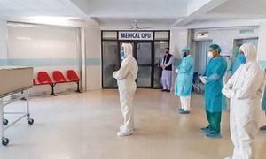 کورونا وائرس: ملک میں ایک روز میں ریکارڈ 81 اموات، متاثرین کی تعداد 65 ہزار سے زائد