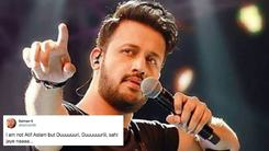 Fans use Atif Aslam lyrics to cope with corona times and we can't stop laughing