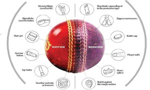 CRICKET: THE RETURN OF BALL TAMPERING?