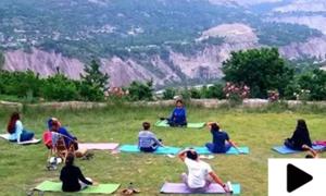 لاک ڈاؤن میں نرمی کے بعد گلگت بلتستان کے سیاحتی مقامات کی رونقین لوٹ آئیں