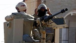 مصر: جزیرہ سینا میں فوج کی جنگجوؤں سے جھڑپ، 24 ہلاک