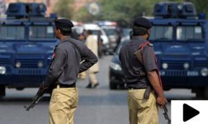 کراچی میں لاک ڈاؤن کے دوران بھی جرائم کی وارداتوں میں اضافہ