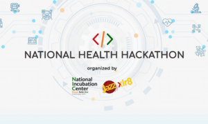 Jazz collaborates with NIC for an all-digital national health hackathon