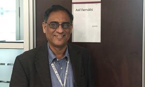 بچھڑنے کا موسم اور ڈاکٹر آصف فرخی