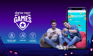 Daraz enters mobile gaming, launches Daraz First Games pioneering in shoppertainment