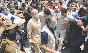Court stops NAB from arresting Shahbaz till 17th