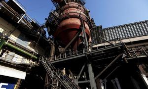 ECC axe falls on 9,350 Steel Mills employees