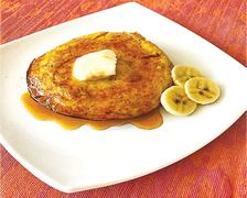 Cook-it-yourself: Banana pancake