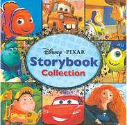 Book review: Disney Pixar Storybook Collection