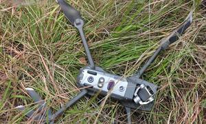 پاک فوج نے ایک اور بھارتی 'جاسوس ڈرون' مار گرایا