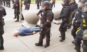 Anger at new police abuse videos as US protesters eye weekend