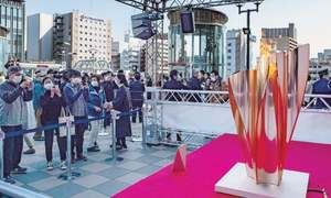 Tokyo to skip one-year Olympic countdown over Covid-19