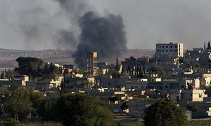 First US air strikes on Taliban since ceasefire