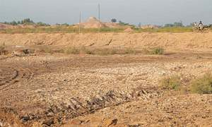 Controversial Auqaf land being prepared for sale of plots
