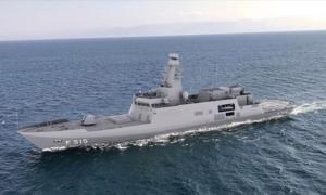 Pakistan Navy begins constructing modern warships in coordination with Turkey